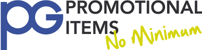 No Minimum Order Quantity Promotional Products From PG Promotional Items